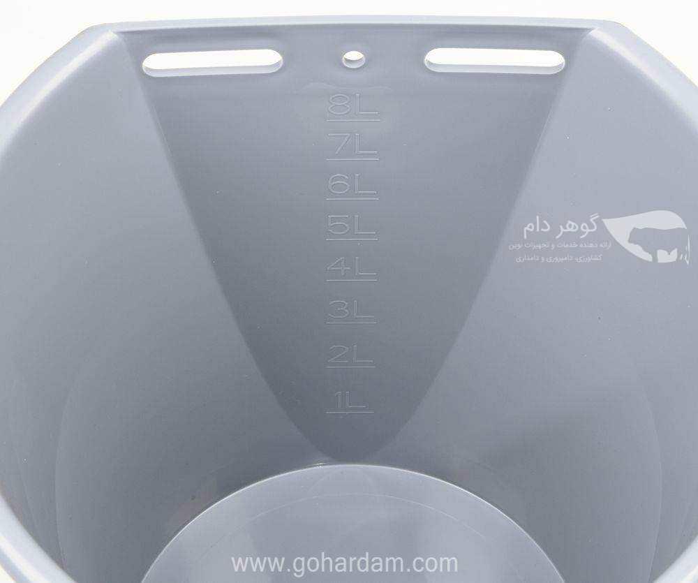 سطلهای شیرخوری 8 لیتری کربل (KERBL 8lit feeding bucket)