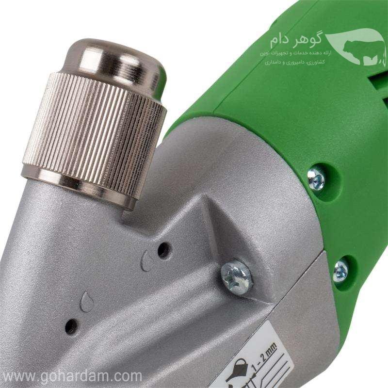 پیچ تنظیم تیغه و شانه پشم چین کربل (adjusting screw for KERBL sheep shearin machine blades)