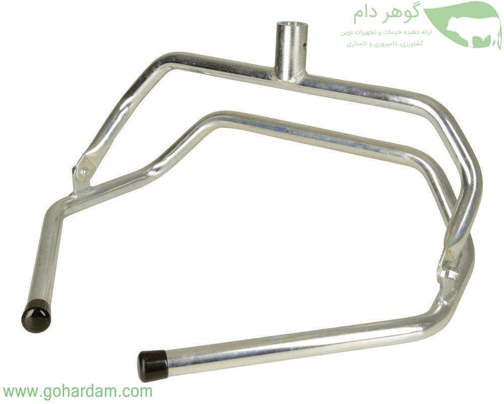 کمرگیر فلزی جک زایمان گاو آلمانی (HK Calf puller flexi mental frame)
