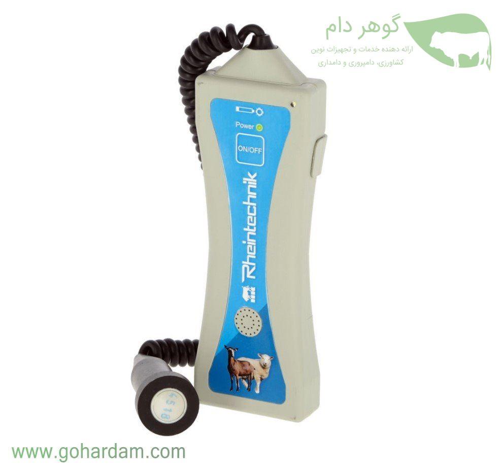 دستگاه تشخیص بارداری گوسفند و بز رینتکنیک (HK Pregnancy Tester for Sheep)