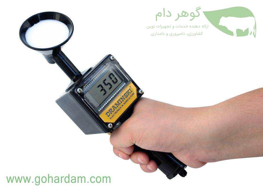 دستگاه تشخیص ورم پستان گاو درامینسکی (DRAMINSKI Mastitis Detector Standard)