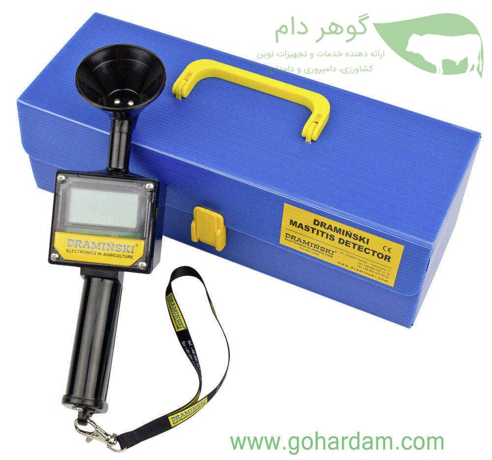 دستگاه شیر آزما درامینسکی (DRAMINSKI Mastitis Detector Standard)